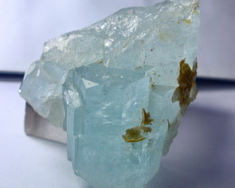 274.95 CT Unheated & Natural Blue Aquamarine Specimen