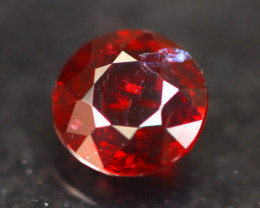 Red Spinel 1.09Ct Natural Burmese Mogok Red Spinel A0513