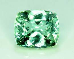 NR 14.10 cts Green Spodumene Gemstone