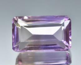 9.89 Crt Natural Ametrine Faceted Gemstone.( AB 21)