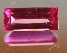Mozambique Ruby .45ct Natural Untreated