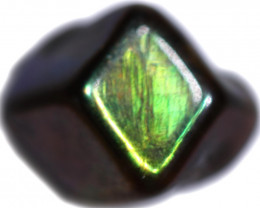 6.08 CTS RAINBOW GARNET JAPAN-TUMBLED  [S-SAFE363]