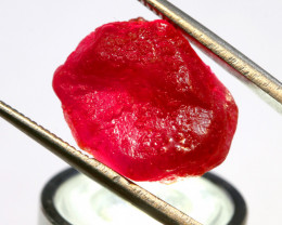 16.07-CTS RICH RED RUBY ROUGH RG-4970