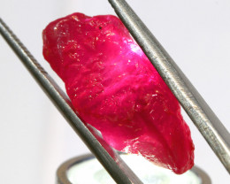 17.59-CTS RICH RED RUBY ROUGH RG-4978