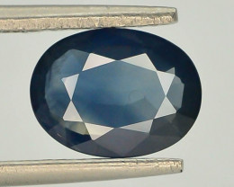 AAA Grade 1.65 ct Gorgeous Blue Sapphire