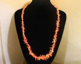 Cts.  123.50    Natural Pink Coral         RF848