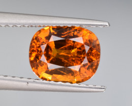 Top Rare Natural Clinohumite 1.82 Cts from Tajikistan