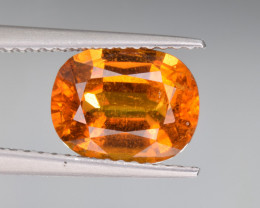 Top Rare Natural Clinohumite 2.54 Cts from Tajikistan