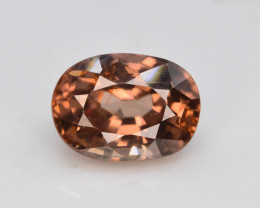 1.75 ct Natural Zircon Untreated Cambodia ~ A