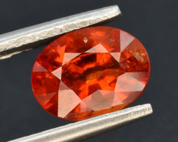 1.65 ct Natural Tremendous  Color Spessartite Garnet ~ BR