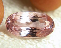 15.6 Carat Rutile Himalayan Pink Kunzite - Gorgeous