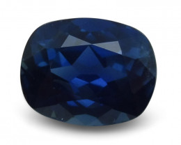 1.62 ct Cushion Sapphire CGL-GRS Certified