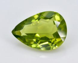 2.02 Crt Peridot Faceted Gemstone (Rk-76)