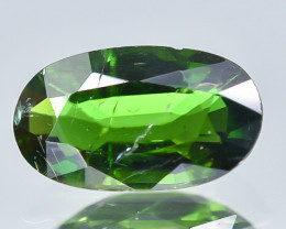 0.90 Crt Natural Chrome Tourmaline Faceted Gemstone.( AB 22)