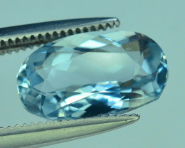 Top Grade 1.85 ct Attractive Color Aquamarine