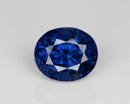 Blue Sapphire, 5.58ct - Mined in Sri Lanka   Certified by GRS
