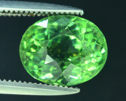 Great Luster 3.15 ct Green Apatite