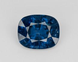 Blue Sapphire, 9.58ct - Mined in Burma | Certified by GRS