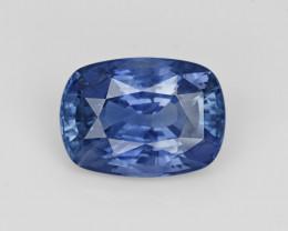 Blue Sapphire, 11.13ct - Mined in Sri Lanka | Certified by GRS