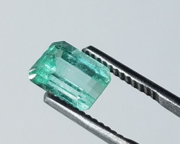 1.90 Carat  Panjshir Afghanistan Emeralds Cut