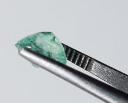 1.75 CT Panjshir Afghanistan Emerald cut