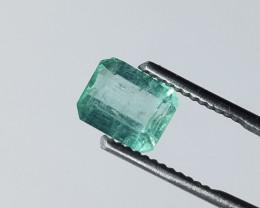 1.75Ct Panjshir Afghanistan Emerald Cut