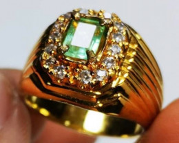 Nr Jewelry Top Emerald Natural