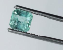 1.25 CT  Panjshir Afghanistan Emerald CUT