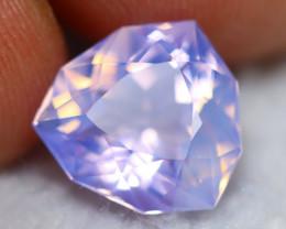 Lavender Amethyst 3.76Ct VS Natural Purplish Pink Lavender Amethyst A0722
