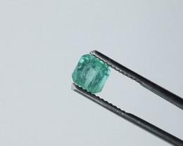 1. CT Panjshir Afghanistan Emerald Cut