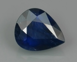 1.15 CTS EXCELLENT NATURAL ULTRA RARE MADAGASCAR BLUE SAPPHIRE