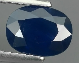 2.00 CTS AWESOME BLUE SAPPHIRE HEATED FACETED GENUINE