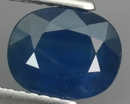 2.00 CTS AWESOME TOP BLUE SAPPHIRE FACET GENUINE MADAGASCAR
