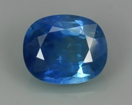 1.45 CTS EXCEPTIONAL NATURAL SAPPHIRE BLUE MADAGASCAR EXCELLENT!!
