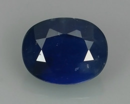 1.00 CTS AWESOME BLUE SAPPHIRE FACET GENUINE MADAGASCAR