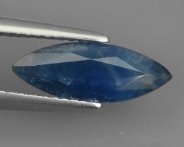 1.70 CTS NATURAL! BEAUTIFUL BLUE MADAGASCAR SAPPHIRE