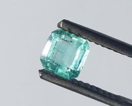 0.50 CT Panjshir Afghanistan Emerald Cut