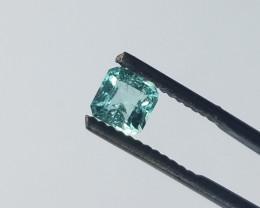 0.40 CT Panjshir Afghanistan Emerald Cut