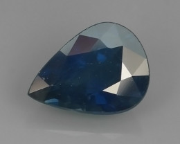 PRIVATE AUCTON~1.30 CTS EXCEPTIONAL NATURAL SAPPHIRE BLUE MADAGASCAR