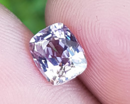 NO TREAT 1.49 CTS NATURAL STUNNING LIGHT PINK SPINEL FROM BURMA