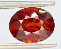 2.60 ct Natural Tremendous Color Spessartite Garnet ~ BR
