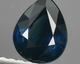 1.03 CTS WOW!! BEAUTY~MAJESTIC RARE NATURAL BLUE SAPPHIRE MADAGASCAR
