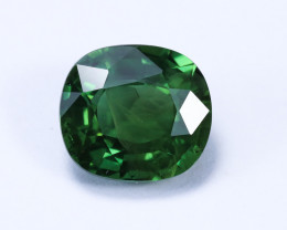 3.28ct Lab Certified Green Sapphire **STUNNING COLOR AND CLARITY**