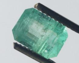 1.5 CT Panjshir Afghanistan Emerald Cut