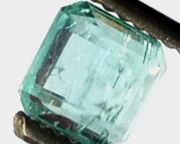 1.10 CT Panjshir Afghanistan Emerald Cut - Ref 14