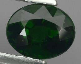 1.20 cts beautiful chrome tourmailne oval shape