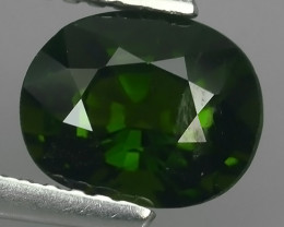 1.55 cts beautiful chrome tourmailne oval shape