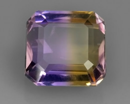 5.90 CTS-EXQUISITE NATURAL UNHEATED  BI COLOR AMETRINE