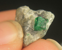 Wow swat emerald thumbnail mineral specimens From Pakistan