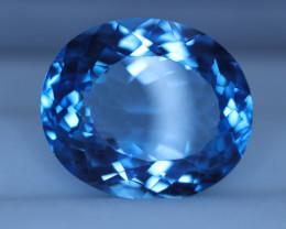 #402 40CT ELECTRIC SWISS BLUE